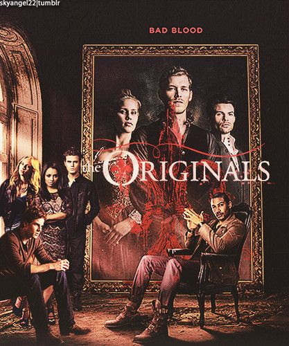 "New ""The Originals"" Poster With Kol, Stefan, Caroline And"