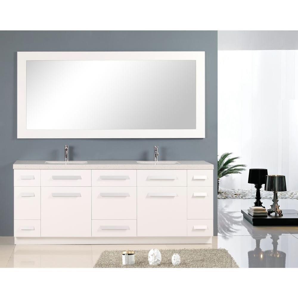 Wonderful 84 Inch Bathroom Vanity Without Top