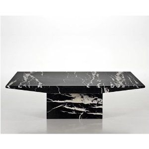 Black Marble Coffee Table   Google Search