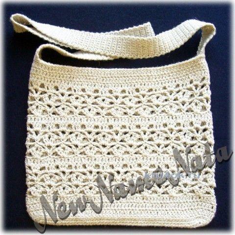89bbaea0ef9b Вязаная сумочка для девочки. Работа NewNameNata вязание и схемы вязания