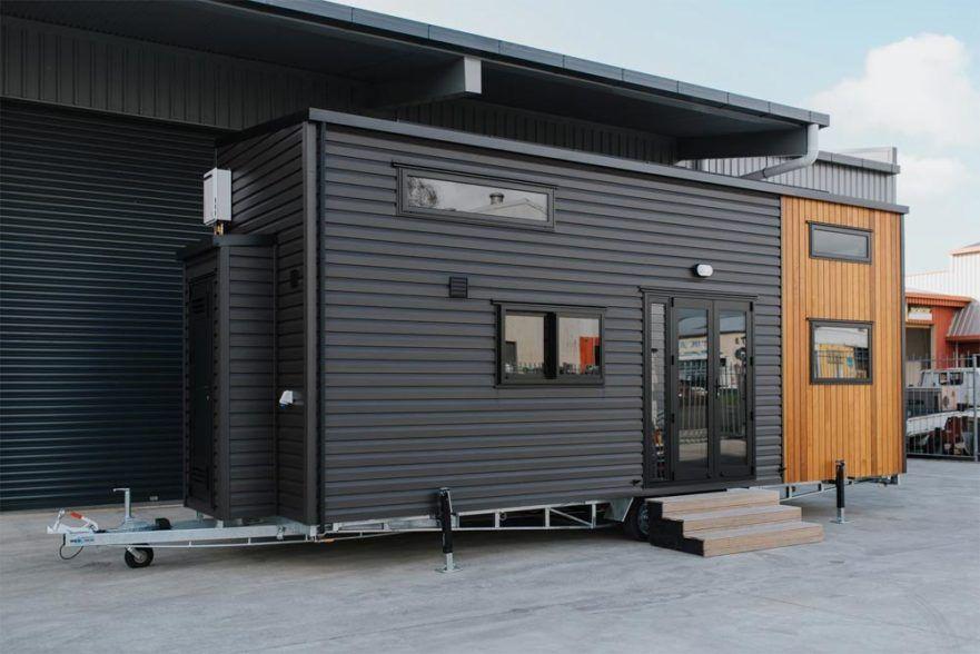 Kingfisher Tiny House By Build Tiny Tiny Living Tiny House Builders Tiny House Loft Tiny House