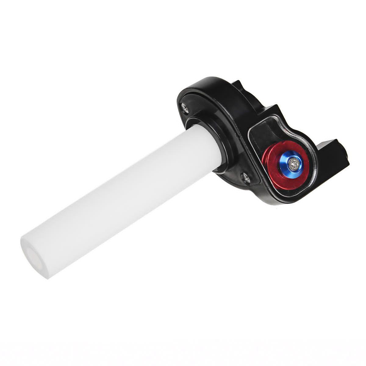 "7//8/"" Universal Motorcycle Accelerator Throttle Twist Grip Handlebar For Honda"