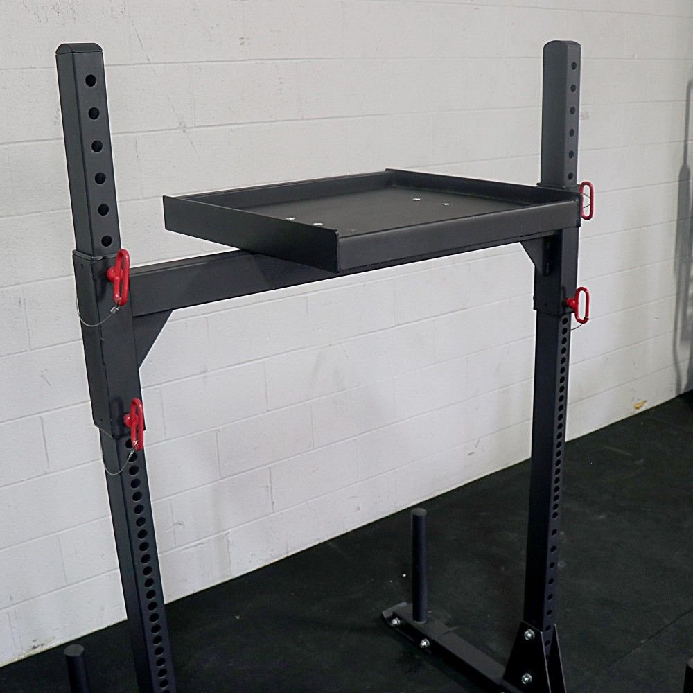 Garage Gym Warrior Atlas Stone Platform T 3 Series Rack And Yoke Compatible
