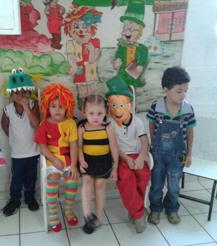Apresentacao Do Dia Do Livro Infantil Dia Do Livro Infantil Dia