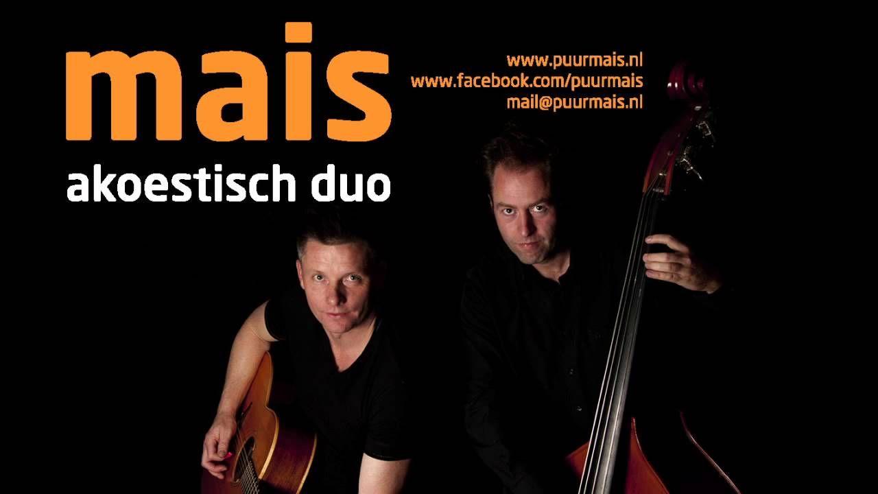 YouTube-Voorproefje van het live optreden van akoestisch duo MAIS tijdens de Art-PArty bij Atelier Expositieruimte kunstenaar Anita Ammerlaan op 27 april. Iedereen is van harte welkom op de Markt 39 in Roosendaal(nb) https://www.facebook.com/events/301503816669665/