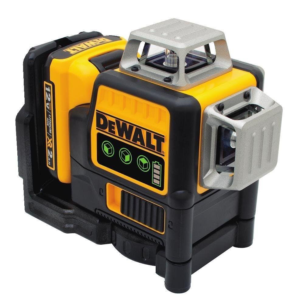 Dewalt 12 Volt Green Beam Laser Dw089lg Review Laser Levels Dewalt Dewalt Tools
