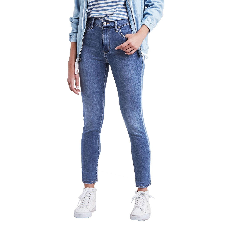 Calça Jeans Levis 720 High Rise Super Skinny - lojalevis  d50a25f51fd