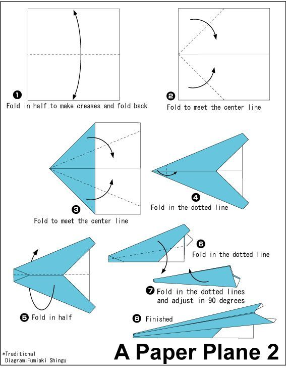 Origami Plane Folding Stock Illustrations – 82 Origami Plane ... | 728x567