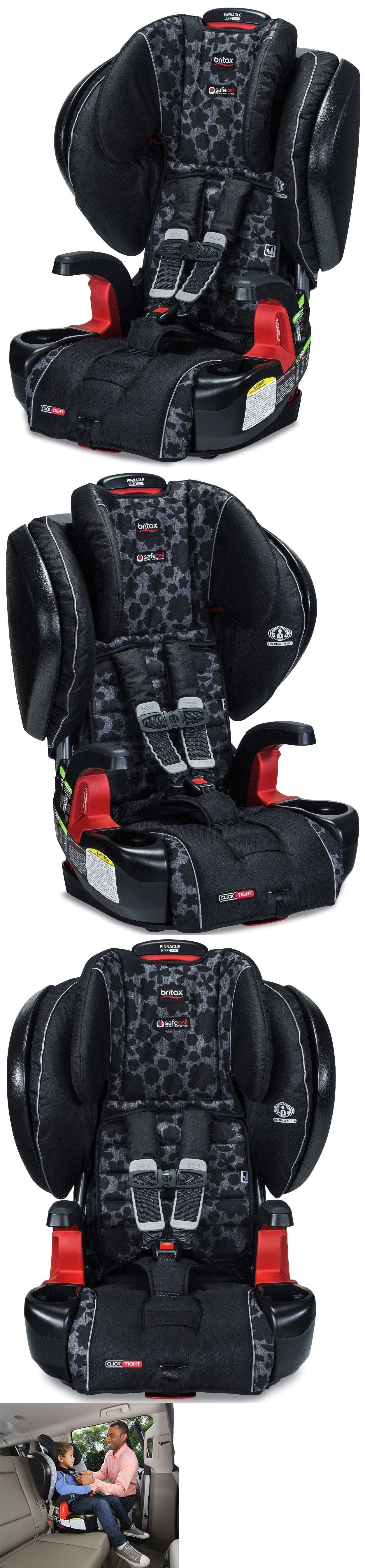 Other Car Safety Seats 2987: Britax Pinnacle Clicktight Combination ...