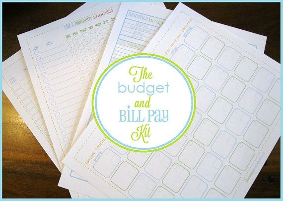 budget Budget Pinterest Budgeting, Organizing and Budgeting tools