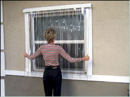 Tampa clear hurricane shutters and panels hurricane - Interior storm windows for old houses ...