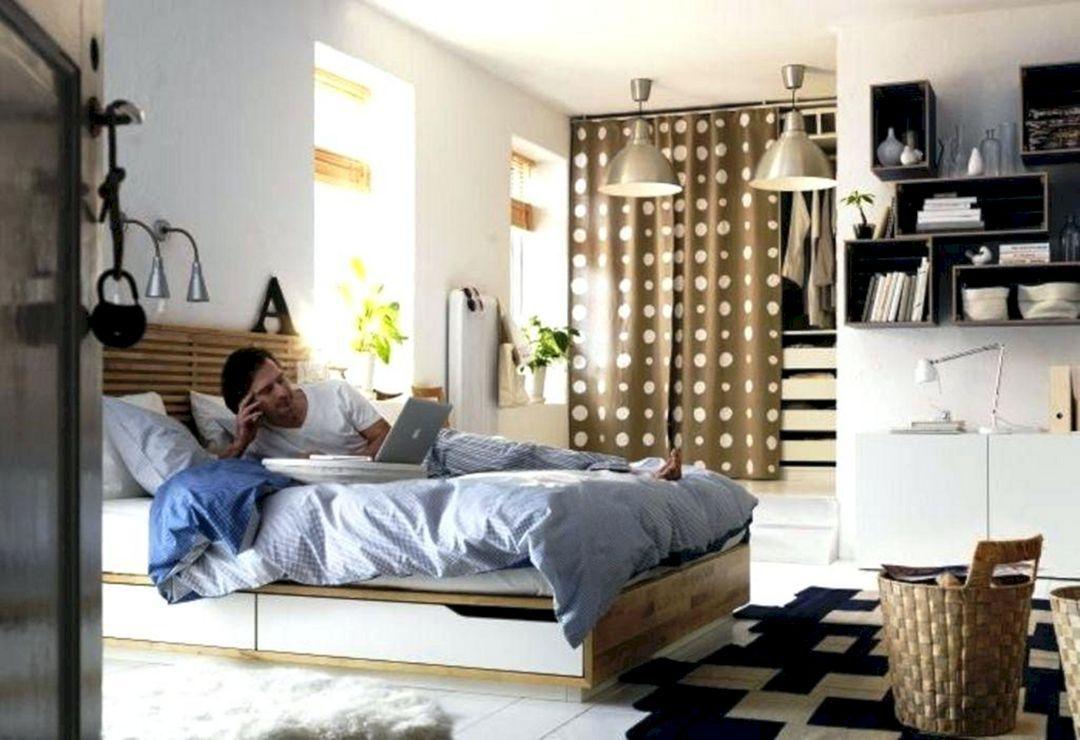 10+ Most Wonderful IKEA Bedroom Hack Decoration Ideas ...