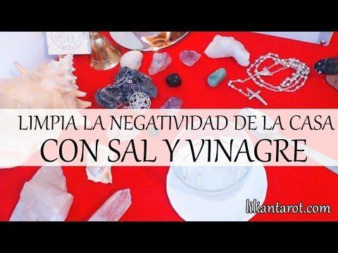Como limpiar la negatividad de una casa con sal y vinagre - Como limpiar la casa ...