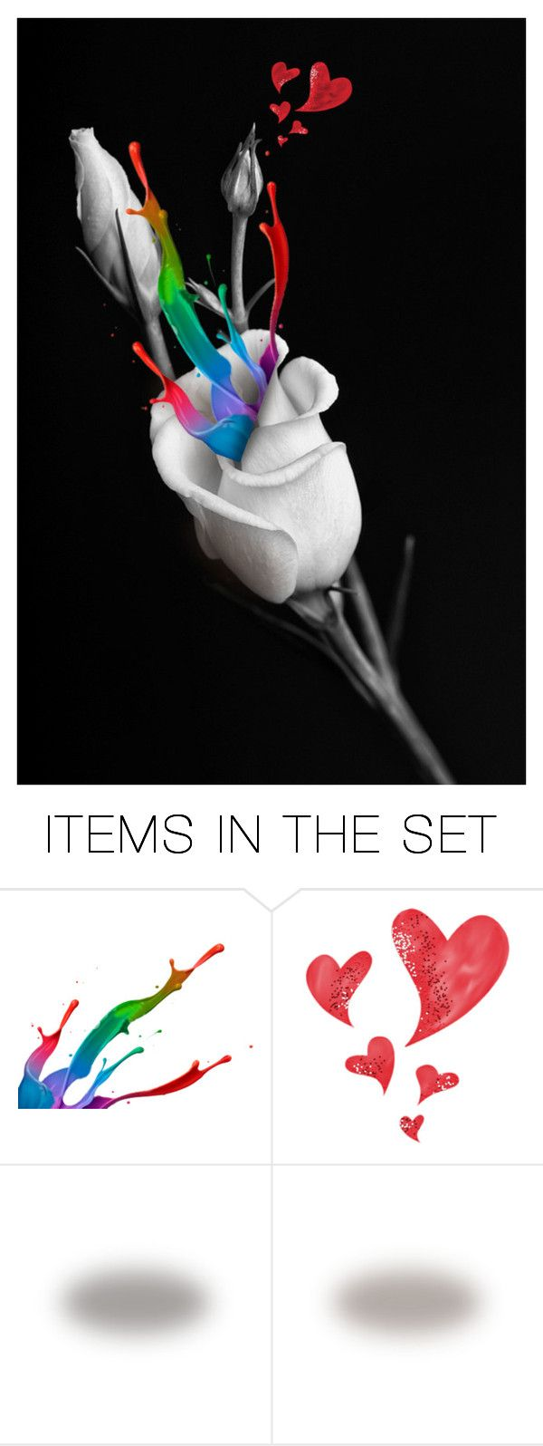 """""""Let there be love"""" by sharmarie ❤ liked on Polyvore featuring art and Orlando"""