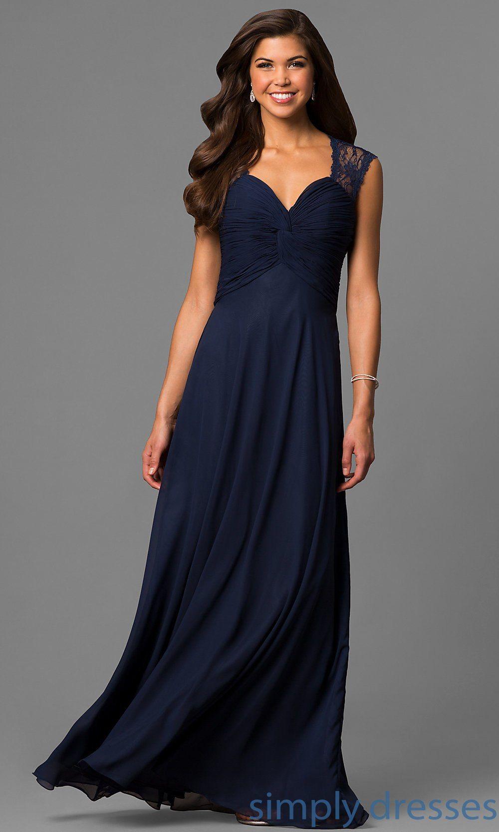 Fbglp elizabeth k long laceback prom dress long lace prom