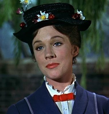 Como Hacer Sombrero De Mary Poppins Buscar Con Google Déguisement Mary Poppins Mary Poppins 1964 Julie Andrews