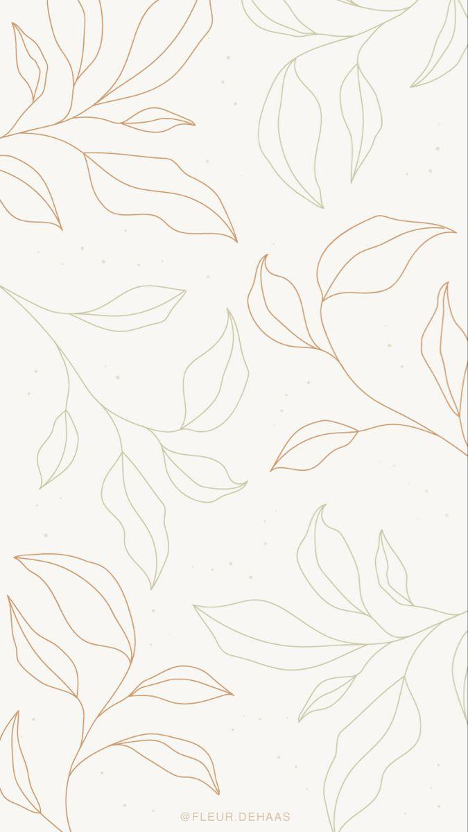 Leaves • wallpaper background