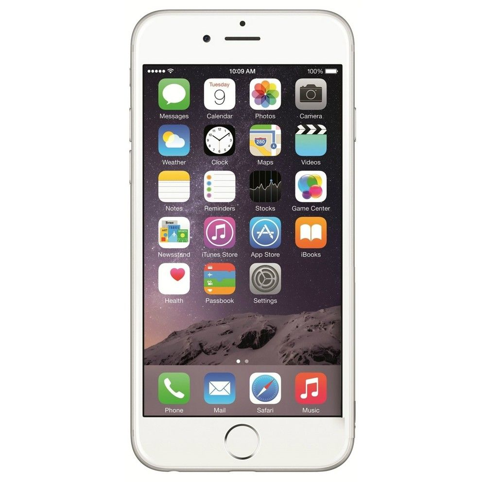 Unlocked iPhone 6 16GB PreOwned Silver Buy iphone
