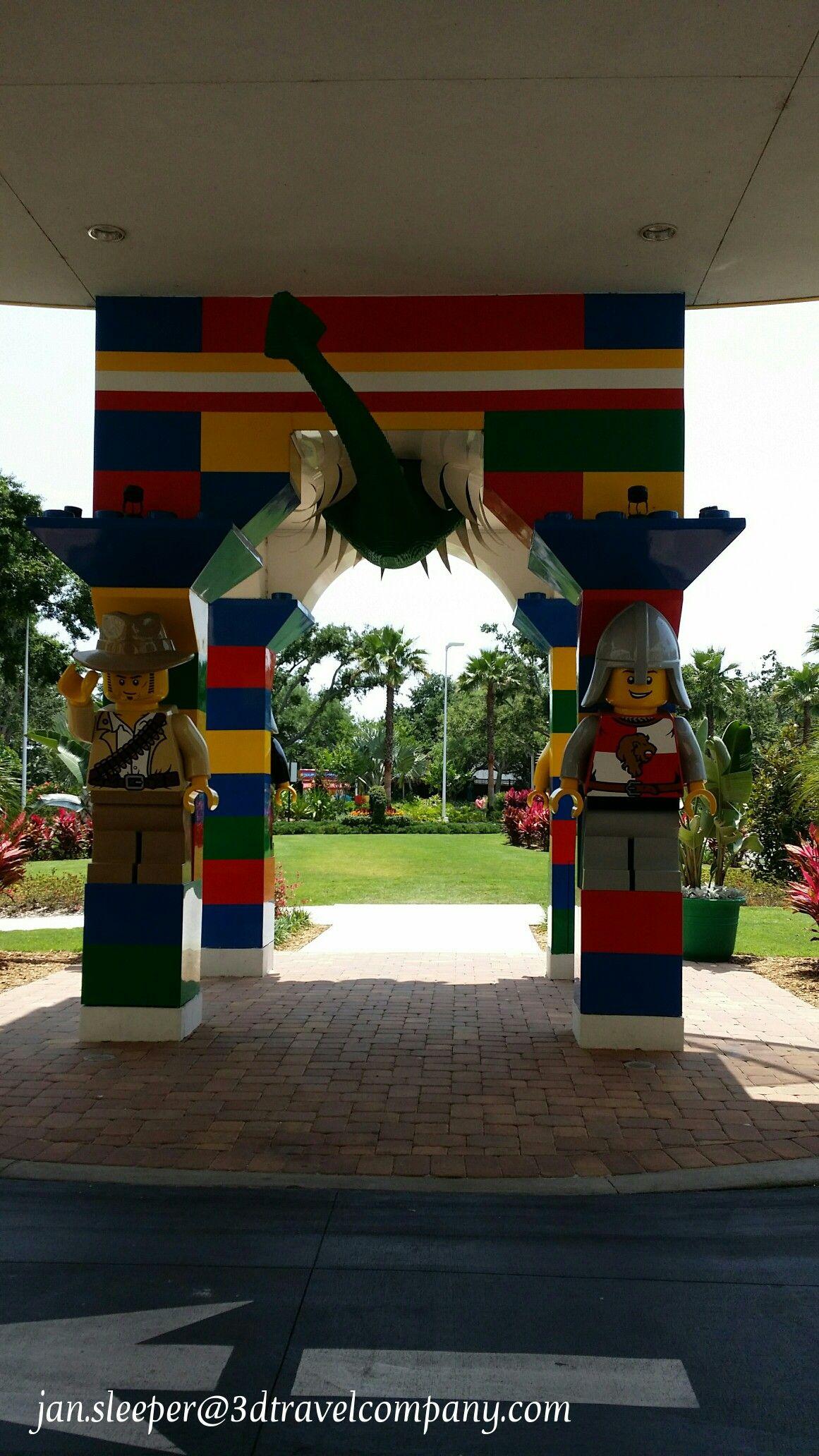 Love this! #3DJan #3DTC #3DCentralFloridaCertified #conciergevacationplanner #legolandflorida #floridavacations