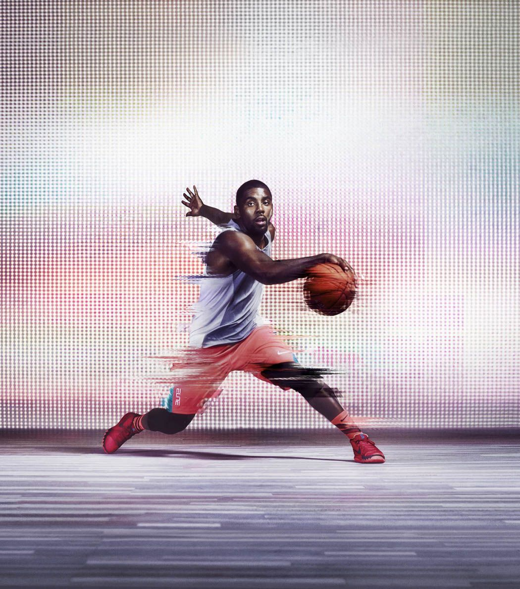 half off ad4d8 a2f19 Kyrie Irving Cavs, Cavs Wallpaper, Irving Wallpapers, Basket Sport, Nike  Basketball,