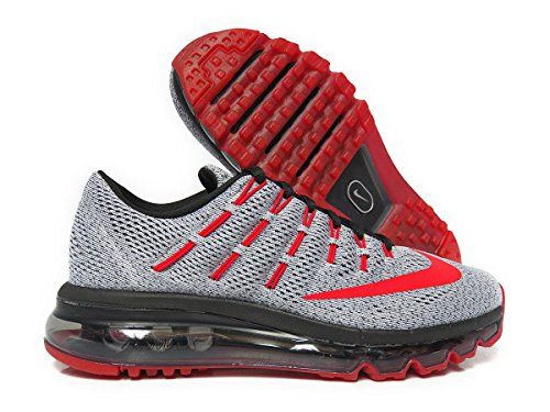 NIke Air MAx 2016 grey GS Size 4 * Click image for more