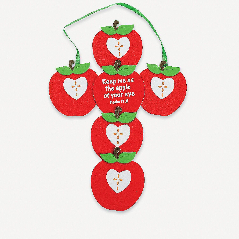 craft, apples \