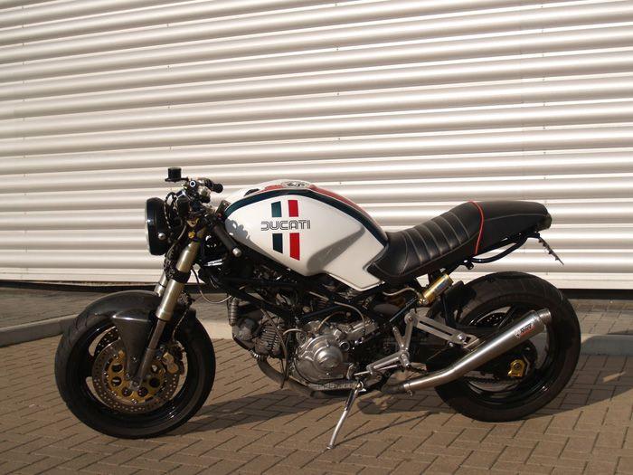 Petes Chicken Shack Ducati