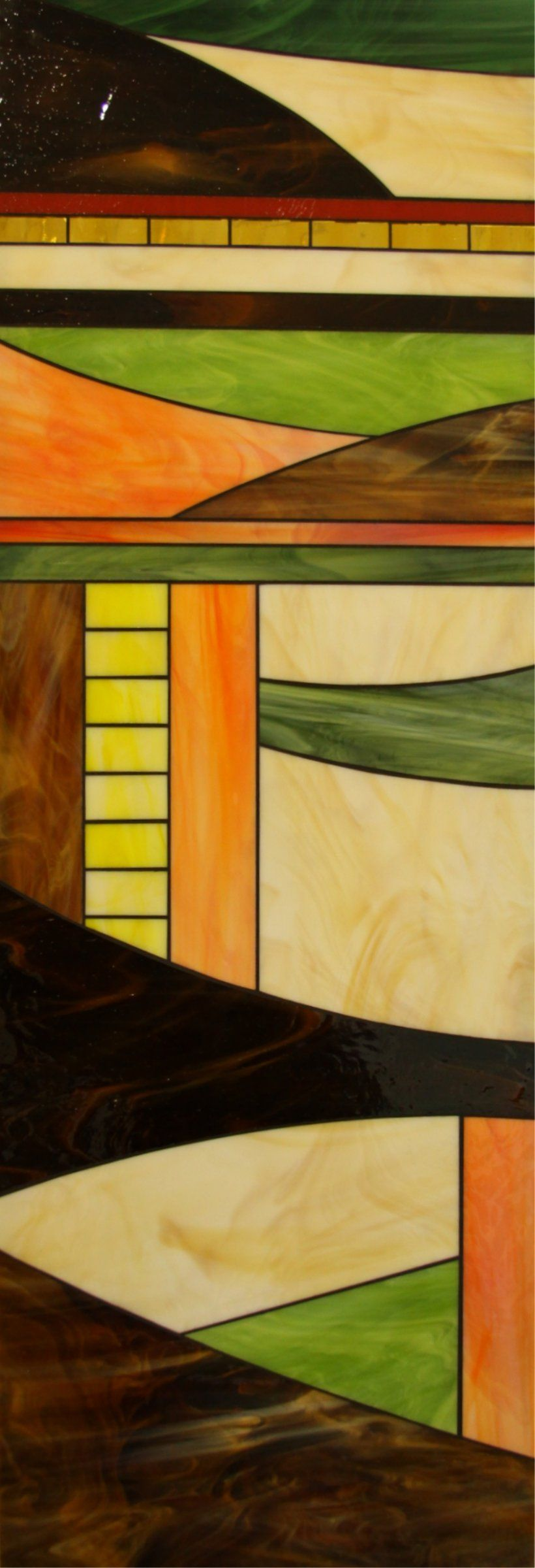 Horizons by Gerald Davidson: Art Glass Wall Art available at www ...