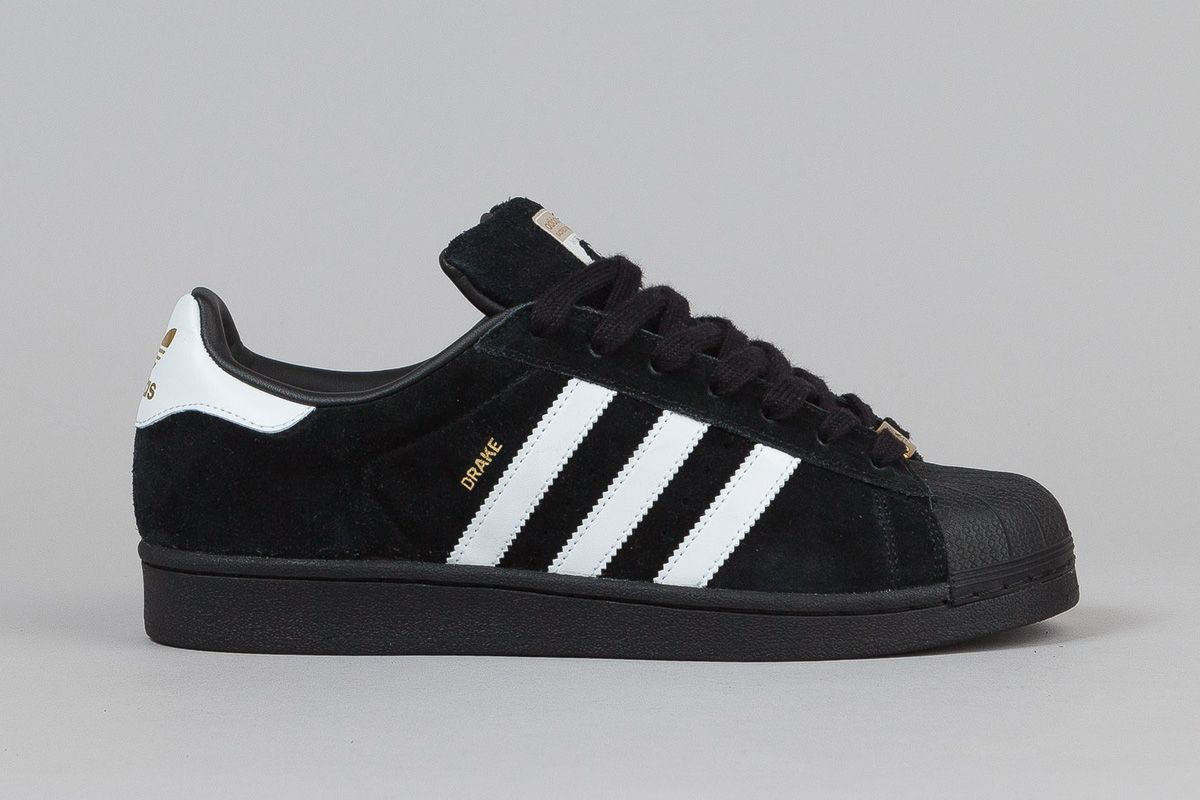 Adidas Superstar Rt Drake Men's Skate Shoes (trainers) In White for men