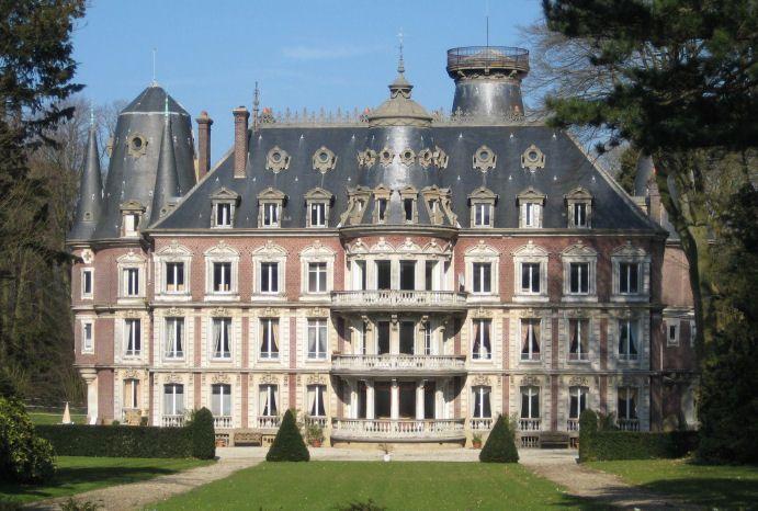 Le Chateau De Frefosse Le Tilleul Normandie France Castle House French Castles Chateau Hotel