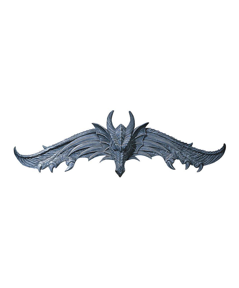 Look at this #zulilyfind! The Hardwick Dragon Wall Art by Design Toscano #zulilyfinds
