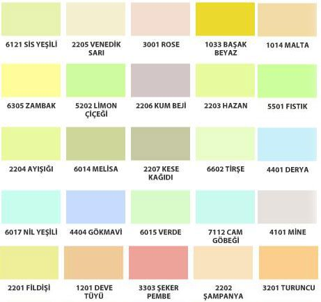 Renk Isimleri Googleda Ara Colour Trend Council Palette