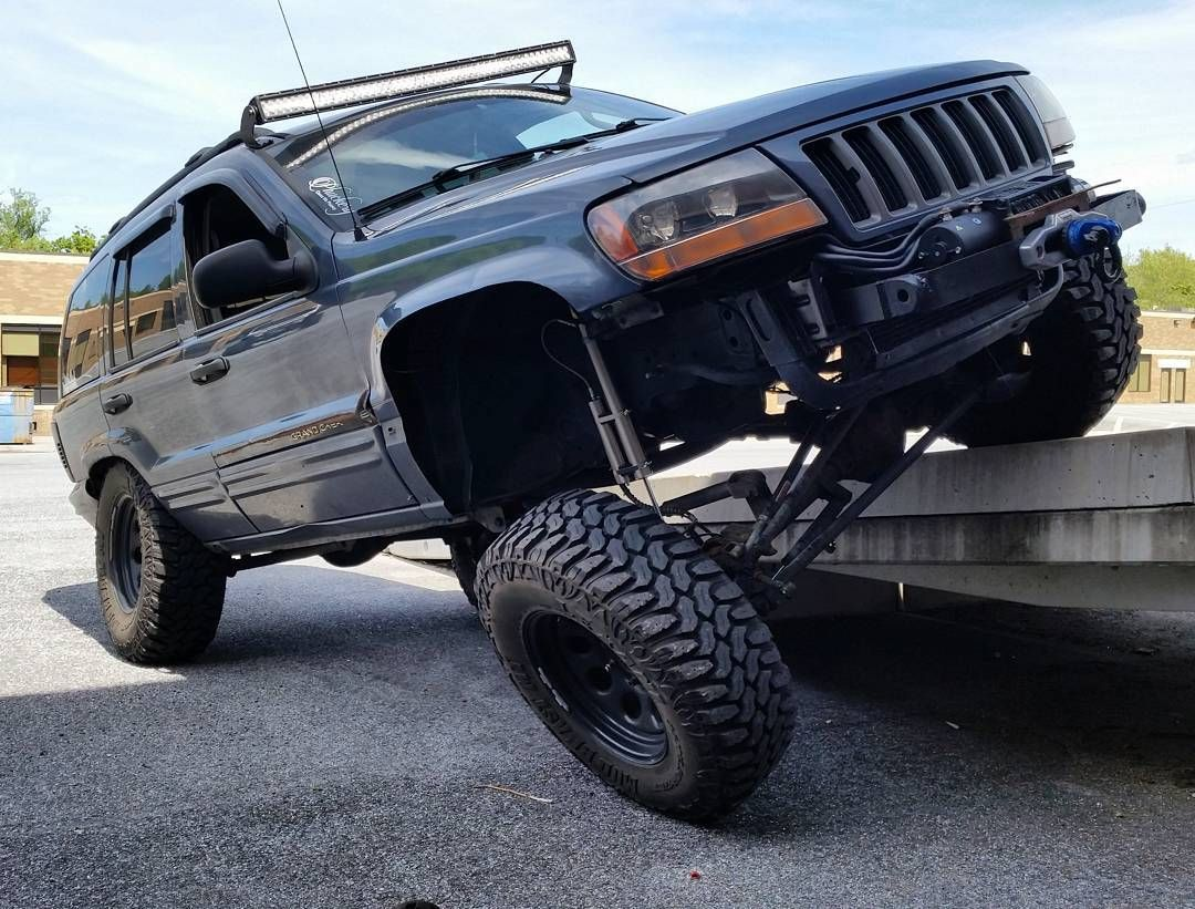 So need rear bumps and to install front coil spring retainers but so need rear bumps and to install front coil spring retainers but at least new shocks are in chopped fourdoorjeepmafia grandcrew grandcherokee jeep sciox Image collections