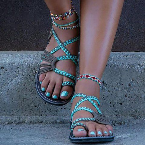 Buy Sandals For Women From Alongxy At Stylewe Online