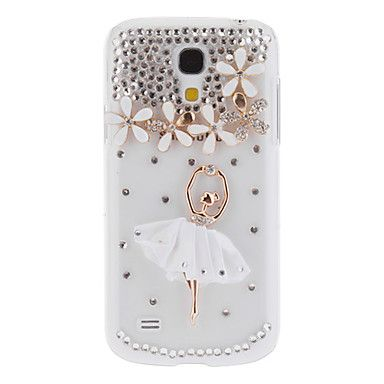7 99 Cute 3d Bling Crystal Ballet Girl Case Cover For Samsung Galaxy S4 Mini I9190 Designer Cell Phone Cases Cute Phone Cases Phone Case Design