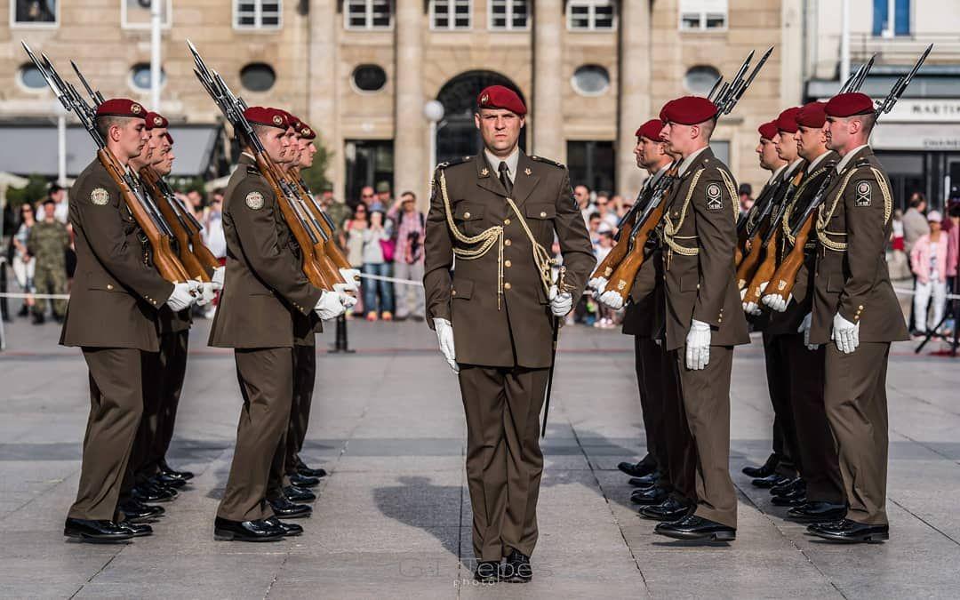 Poasnozatitnabojna Hv Military Zagreb Sigmaart105mm Hrvatskavojska Fashion Style Zagreb