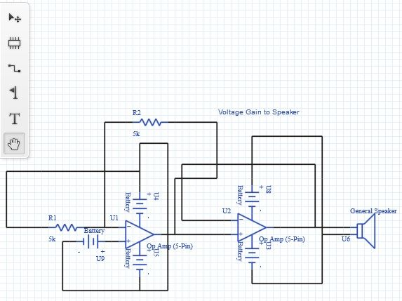 Upverter: A Web App To Create Electronic Circuit Diagrams ...