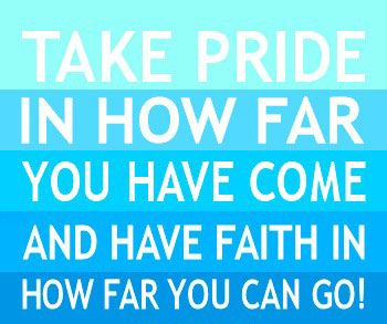 Be Proud Of Your Accomplishments Accomplishment Quotes Faith Quotes 10th Quotes