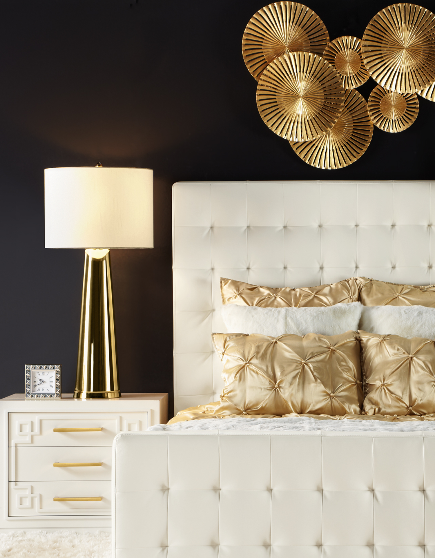 A Bedroom Of Divine Favor Glamorous Regency Home