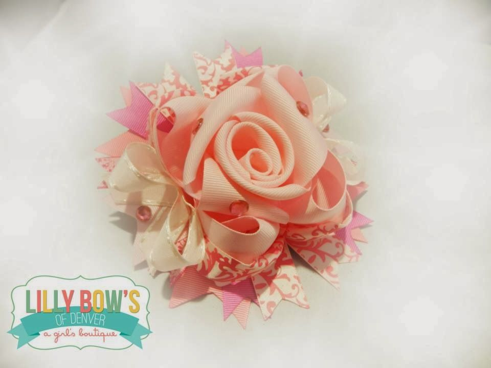 simple hair bow instructions