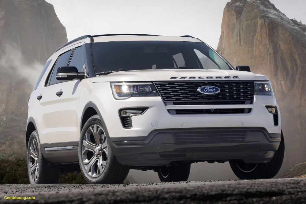 2020 Ford Explorer Lovely 2020 Ford Explorer Will Go Rwd Pick Up St Trim Report Toyota Suv Ford Explorer Ford Explorer Sport 2020 Ford Explorer