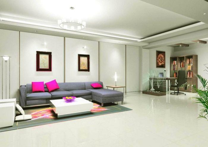 nice indirekte beleuchtung wohnzimmer deckenbeleuchtung graues - wohnzimmer beleuchtung indirekt