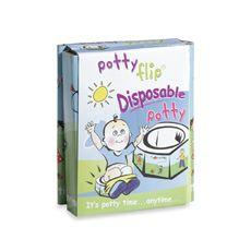 Potty Flip® Disposable Potty-buybuy BABY $2.99