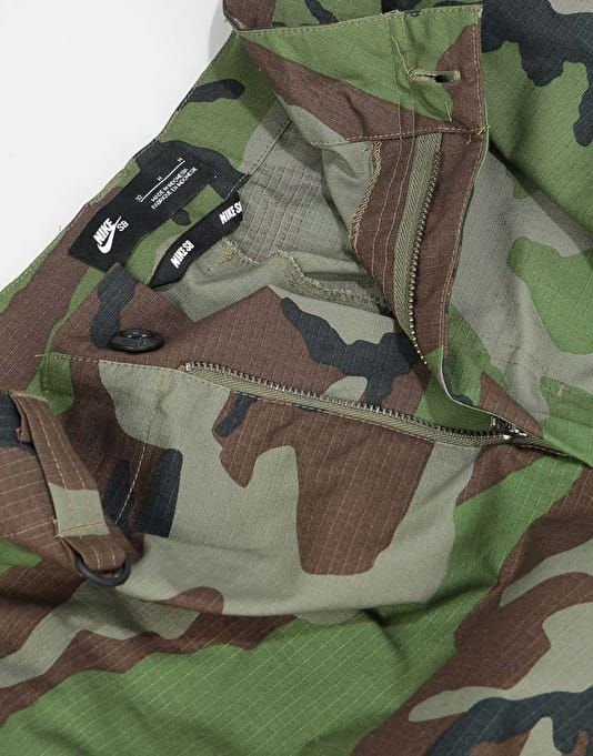 049a2749528102 Nike SB FTM Flex Cargo Pants - Medium Olive | **WOVEN BOTTOMS** in ...