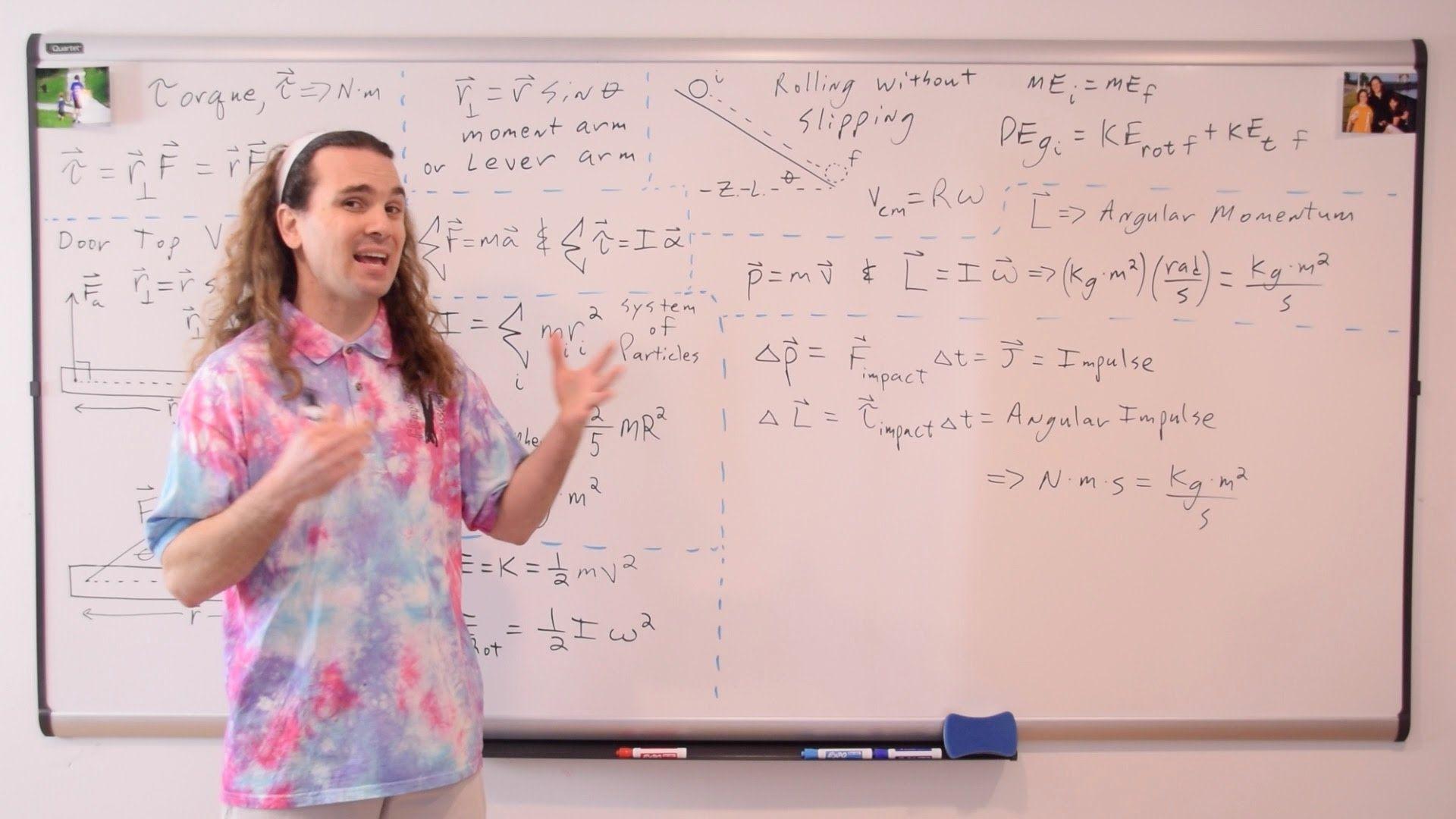 Ap Physics 1 Rotational Dynamics Review