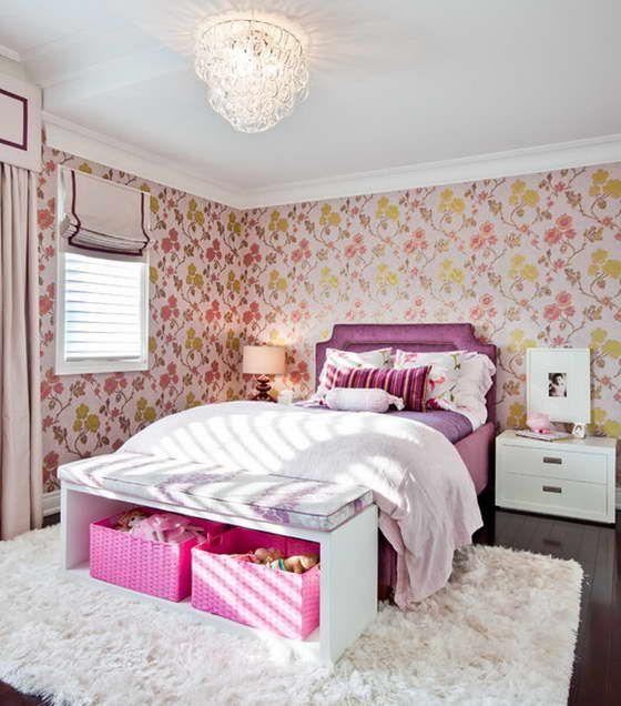 #Teenager Zimmer Designs Teenager Schlafzimmer Ideen (31 Mädchen  Schlafzimmer Foto) #Rooms #