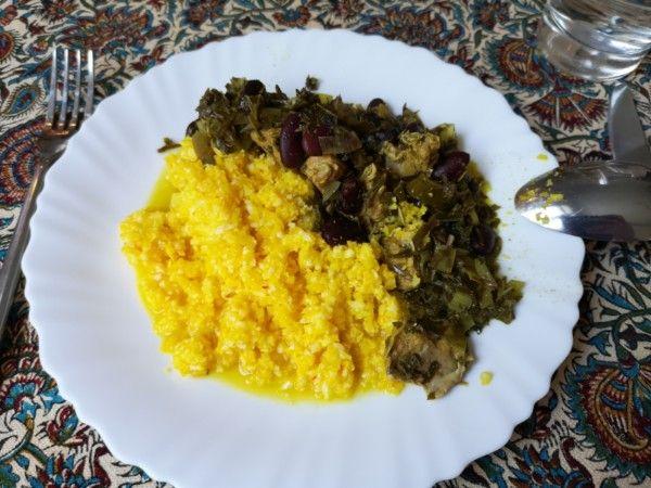 Ghormeh Sabzi - Persischer Kräutereintopf mit Lamm   Ketogen Leben