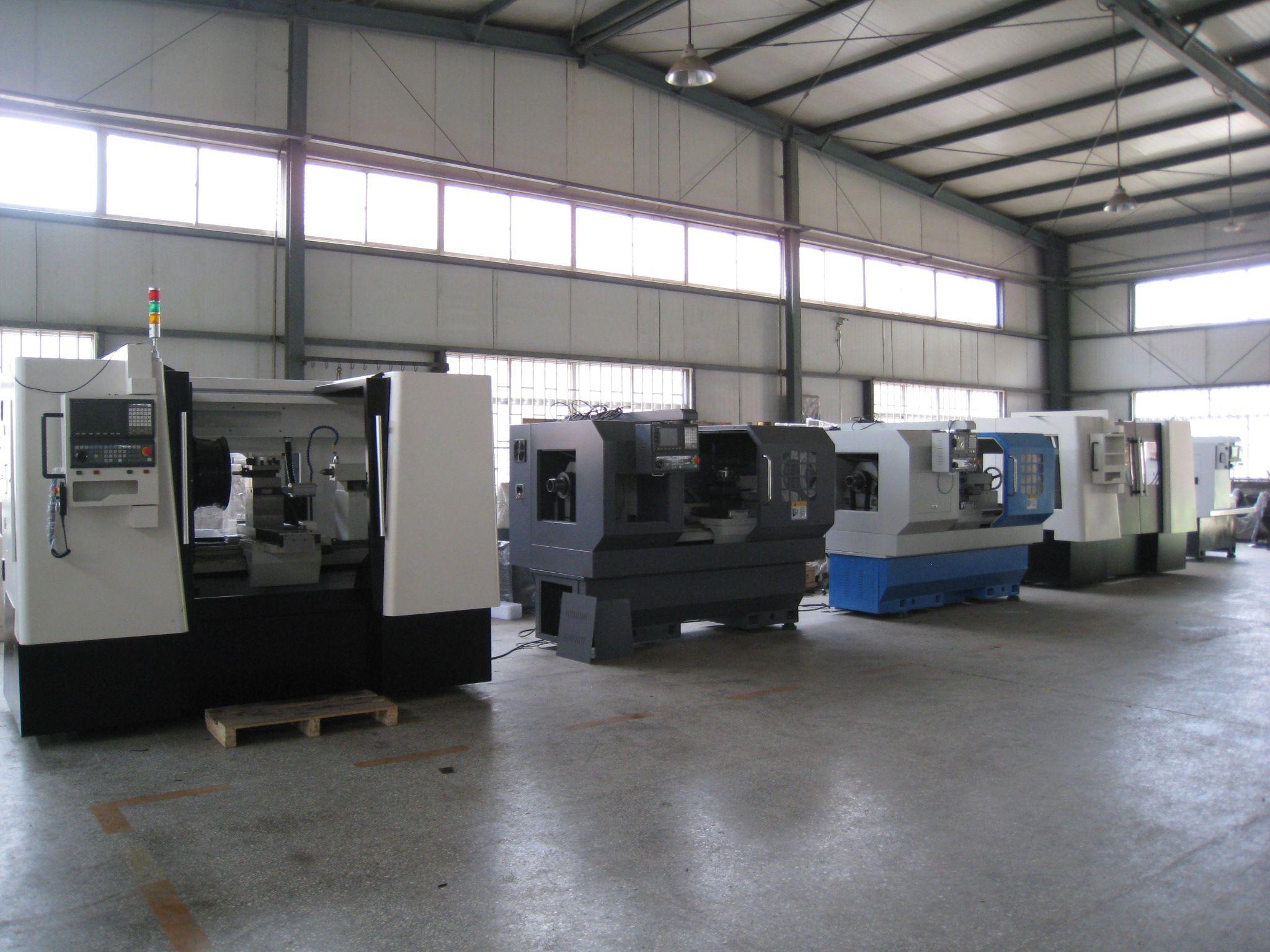 Pin by Taian Haishu Machinery Co., Ltd. on Wheel CNC Machine ...