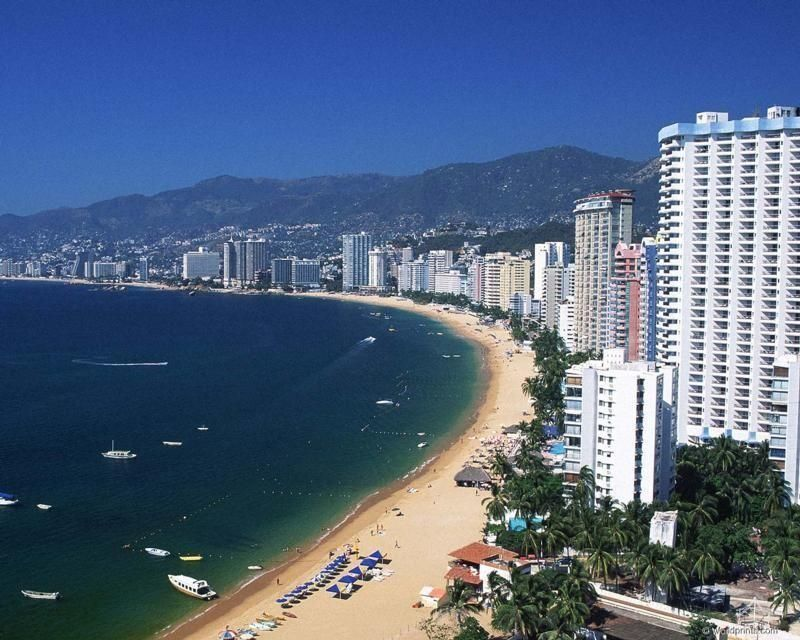 Acapulco Guerrero, Mexico   Cool places to visit, Acapulco mexico, Places  to travel