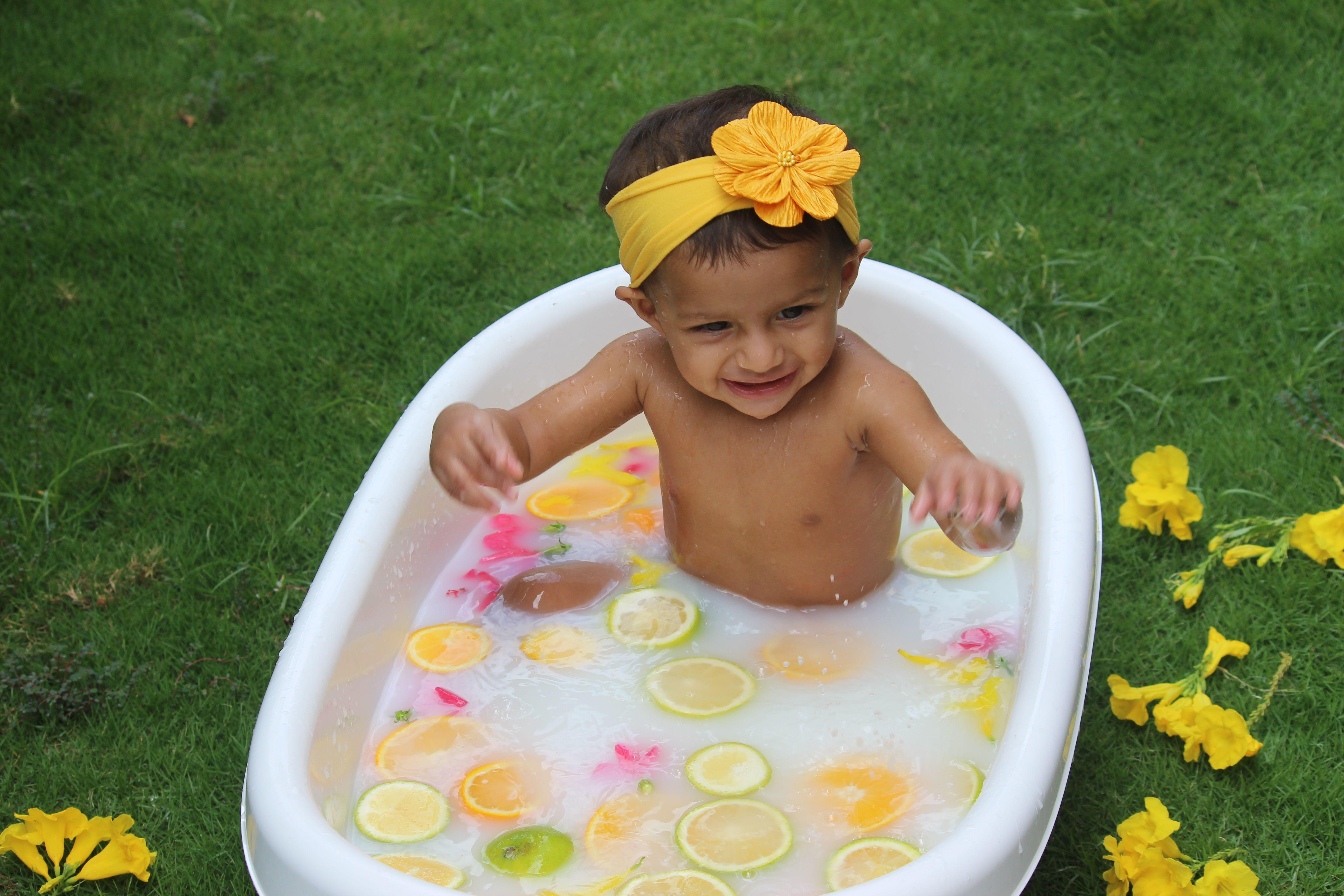 Baby girlphoto shoot ideas